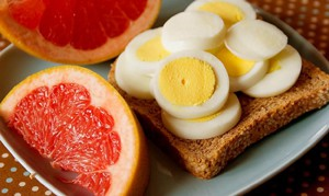 Диета Усамы Хамдий меню завтрак