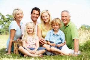 У Ильи семья и дети