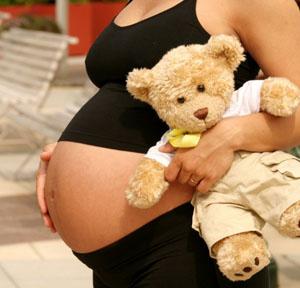 Физические ощущения беременных