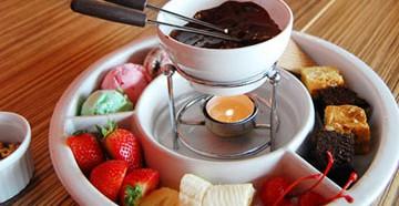фондю ритуал приготовления оригинального блюда