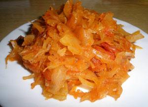 Рецепт приготовления из квашеной капусты