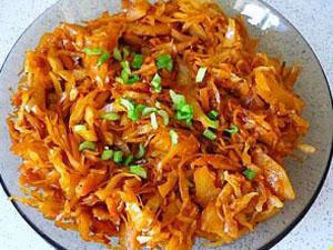 Рецепт приготовления из свежей капусты