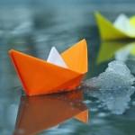 Как делать кораблик из бумаги: пошаговая инструкция и учебное видео