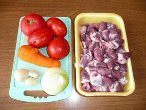 Как вкусно приготовить куриные сердца