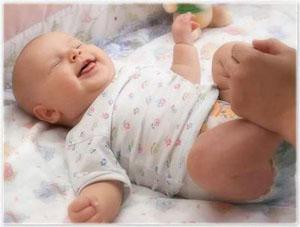 Развитие двухмесячного ребенка