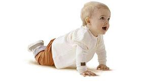 Когда ребенок поползет