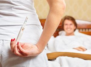 На какой день можно пользоваться тестом на беременность