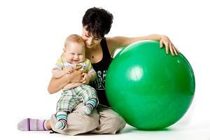 Активность детей и колики