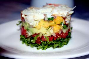 Классический крабовый салат рецепт