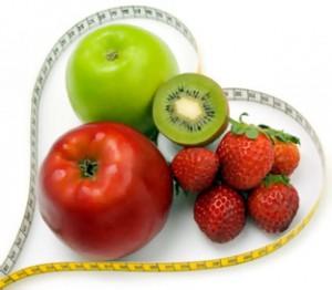 Правильное меню диеты любимая