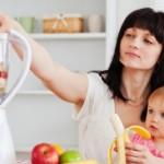 Что обязательно надо знать о меню кормящей мамы в первый месяц?