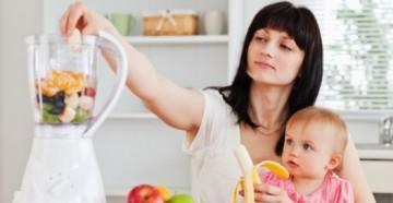 меню кормящей мамы в первый месяц кормления малыша