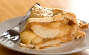 Основы кулинарного искусства в шарлотке с яблоками