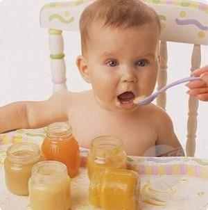 Питание ребенка 4 месяцев