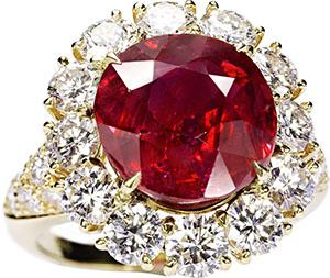 Подарки к рубиновой свадьбе