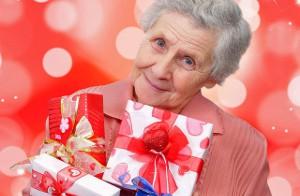 Подарки на новый год бабушке