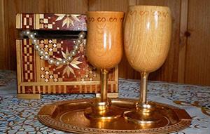 Подарки супругу на деревянную свадьбу