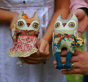 Подарок в ситцевую свадьбу своими руками