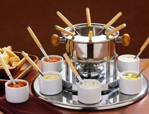 Посуда для приготовления фондю