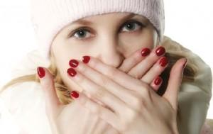 Причины возникновения кашля у женщины