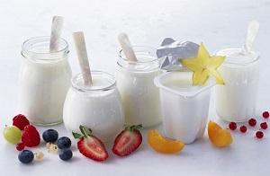Кисломолочные продукты в детском питании