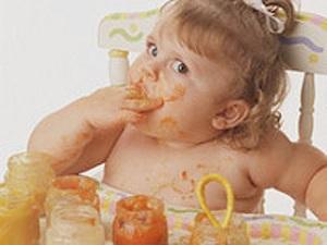 Пюре для детского питания