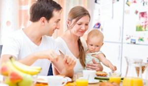 Примерно меню кормящей мамы в первый месяц кормления