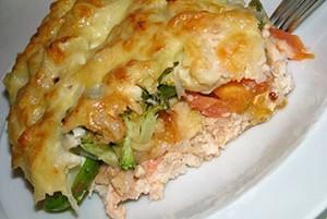 Рецепт приготовления диетического куриного филе