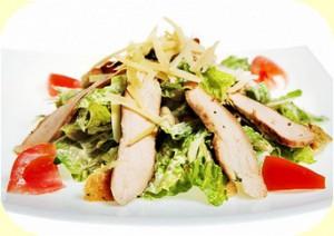 Салат цезарь с курицей классический рецепт готовим вкусно