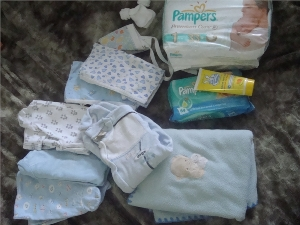 Собираем сумку для малыша в роддом