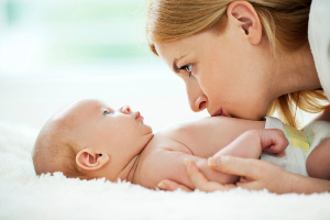 Пищеварительные органы новорожденных
