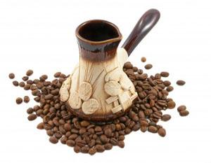 Технология приготовления кофе в турке