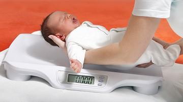 вес ребенка в три месяца