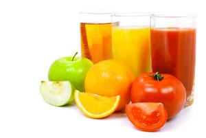 Полезны только натуральные продукты и напитки