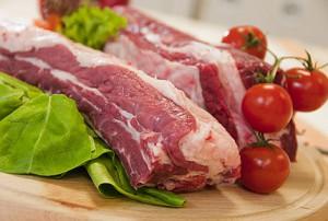 выбор и подготовка мяса свинины