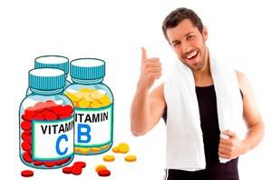 Зачем мужчине принимать витамины