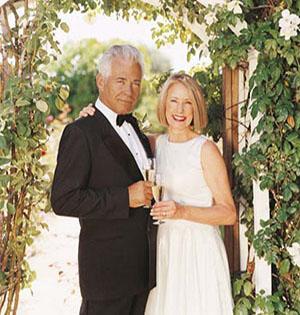 Заключение жемчужной свадьбы
