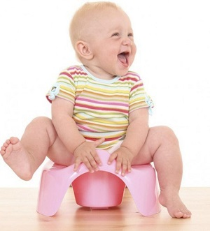 Обнаружение инфекции в кале ребенка