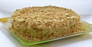Давайте готовить самый лучший рецепт торта наполеон на десерт