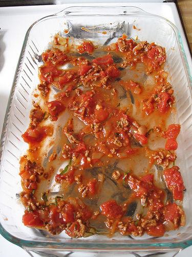 Фотографии рецепта лазаньи