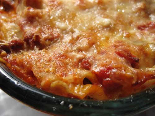 Приготовление лазаньи рецепт с фото