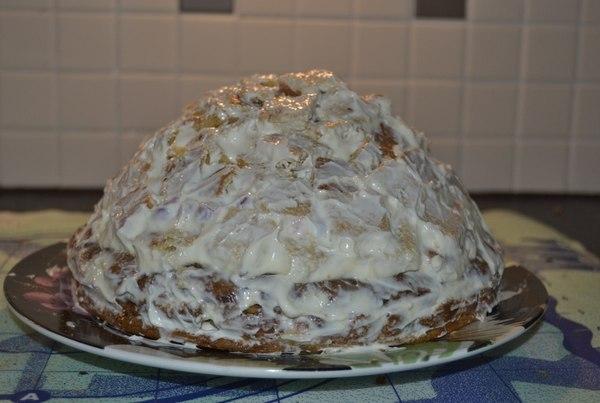 Готовим сами тортик