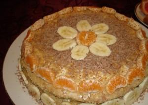 Десерт анечка или пчелка