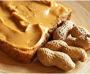 Не рекомендуют арахис