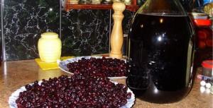 Базовый рецепт компота из рябины черноплодки