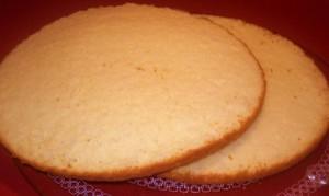 Технология приготовления бисквита