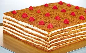 Домашний рецепт торта рыжик