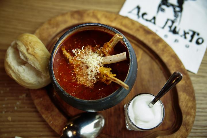 Как готовить вкусный суп харчо