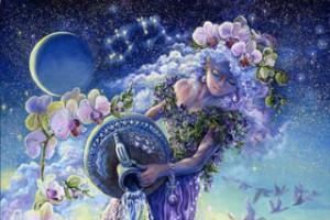 Какой драгоценный камень будет охранять женщину водолея