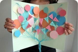Как сделать подарок на день рождения своими руками тёте